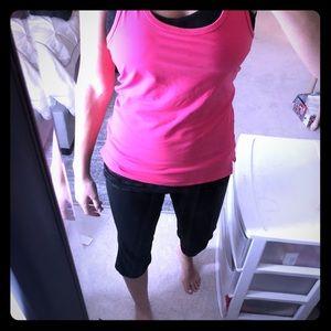 Tops - Racer back workout shirt